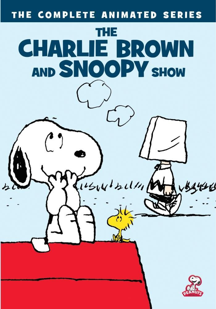 Amazoncom Charlie Brown  Snoopy Show The Complete Series Bill