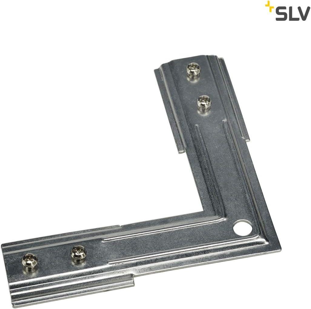 SLV 143152/Stabilisateur dangle pour connecteur Lang Phase simple hv-busbar argent, nickel mat m/étal