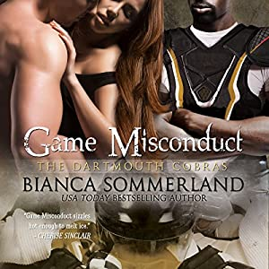 Game Misconduct Hörbuch