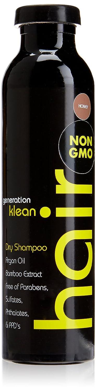 Generation Klean Dry Shampoo Honey Wheat Blonde, 4-Ounce