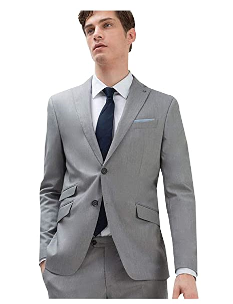 Amazon.com: P&G - Traje de boda formal para hombre con un ...
