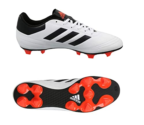 0b909fe7f0d8 Adidas Men s Goletto Vi Fg Ftwwht