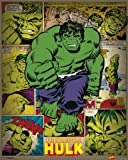 Posters: Hulk Mini Poster - L'Incroyable, Marvel Comics (50 x 40 cm)