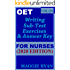 OET Writing (with 10 Sample Letters) for Nurses by Maggie Ryan: Updated OET Preparation Book: VOL. 3, 2020 Edition (OET Writing Books for Nurses by Maggie Ryan)