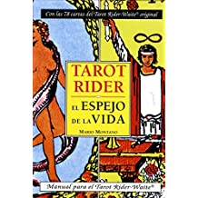 Tarot Rider Waite: El espejo de la vida. Libro y cartas
