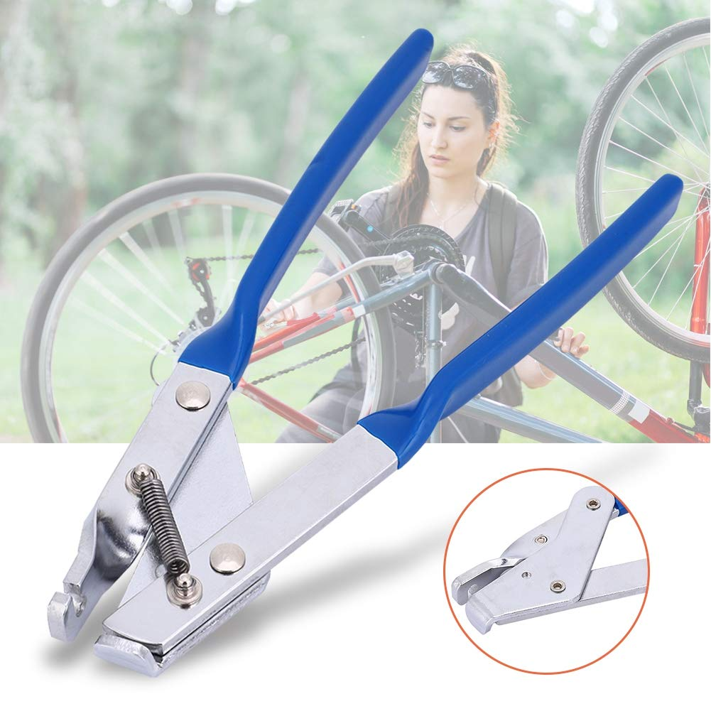 Alicates de Freno de Bicicleta Duradero L/ínea de Cambio Tirador de Cable Interno Cortadores de Alambre Alicates de Acero de Aleaci/ón Mango de Pl/ástico Tbest Cortador de Cables Bicicleta