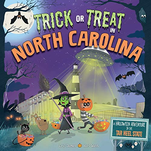 Trick or Treat in North Carolina: A Halloween Adventure In The Tar Heel State]()