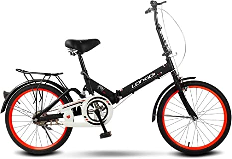 Xiaoping Plegable de Bicicletas de 20 Pulgadas Amortiguador ...
