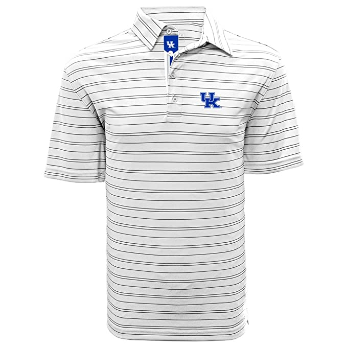 3a1287e2 Amazon.com : Levelwear NCAA Men's Deion Banner Stripe Polo : Sports &  Outdoors