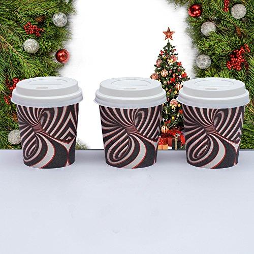 espresso cup lids - 5