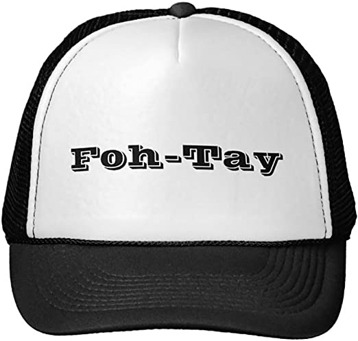 Smity 106 FOH-Tay Hats Black