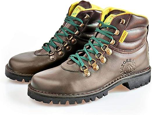 Jim Green Razorback Boots for Men Lace