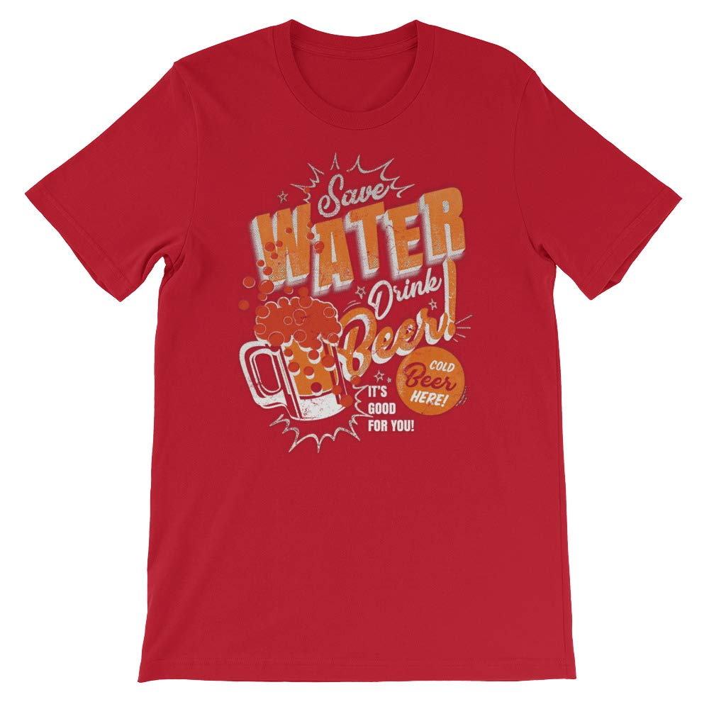 Spicy Cold Apparel Short-Sleeve Unisex T-Shirt