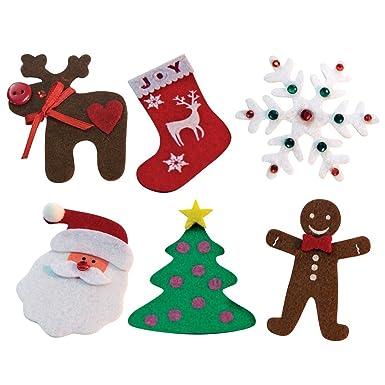 Amazon diy do it yourself ugly christmas sweater patches kit diy do it yourself ugly christmas sweater patches kit solutioingenieria Image collections