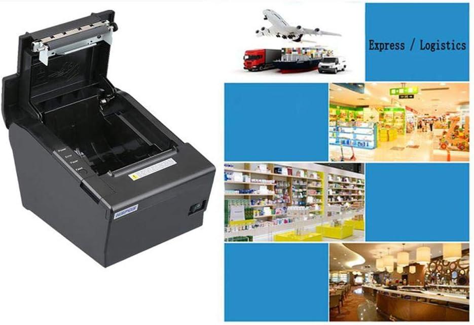 Impresora POS de 80 mm con receptor térmico y controlador de Windows para coche con controlador serial USB Ethernet/POS RJ11 RJ12: Amazon.es: Instrumentos musicales