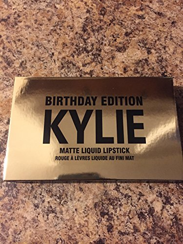 Kylie Birthday Edition – Matte Lipstick | Mini Kit – Mini Lip Kits