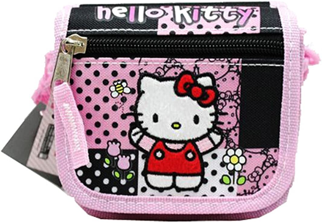 String Wallet - Hello Kitty - Pink/Red Box