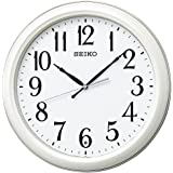 セイコー クロック 掛け時計 電波 アナログ 白 パール KX234W SEIKO
