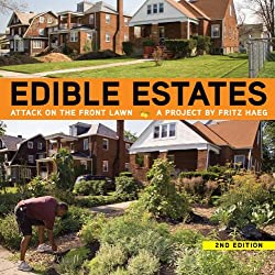 Image of the product Edible Estates: Attack on that is listed on the catalogue brand of Brand: Metropolis Books.