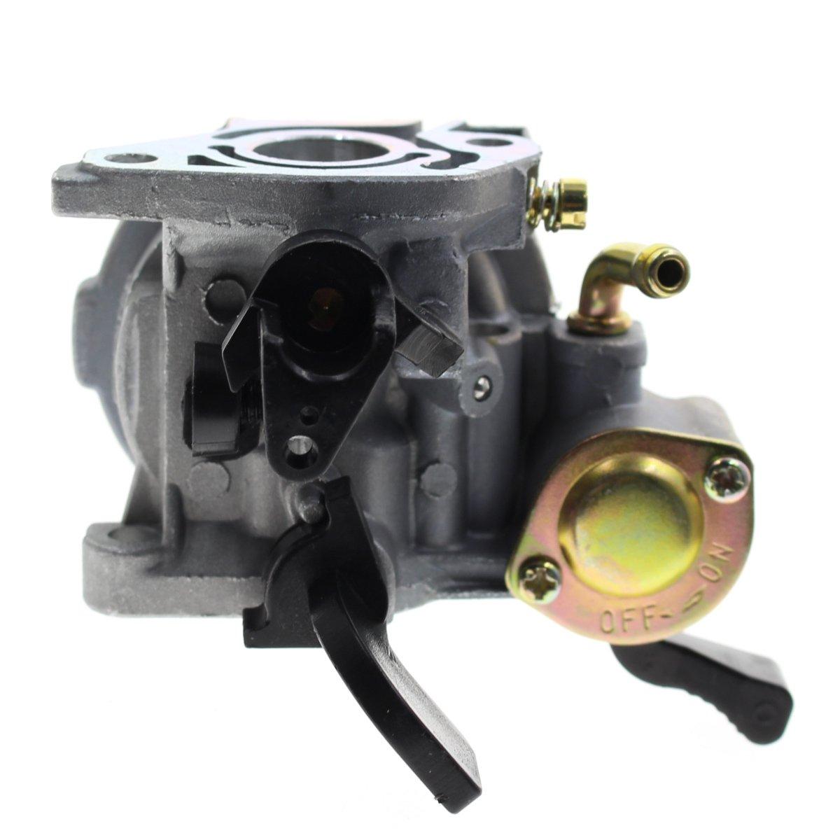 Carbhhub Carburetor for 97cc 2.8hp Mini Baja Doodlebug Doodle Bug Db30 Dirt Pit Mini Bike 3//5 Air Intake Carb with Gaskets