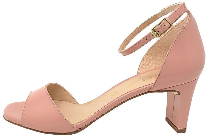 Sandalias Y Rosa Unisa pa Complementos Midas Mujer Amazon es Zapatos xfOxt8