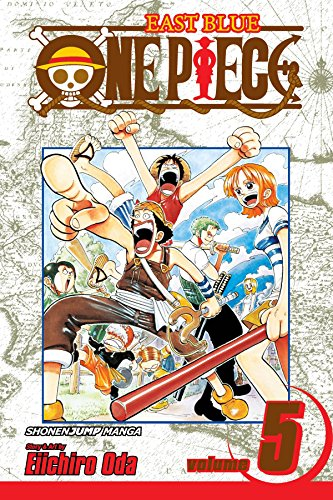 one piece chapter 1 - 4