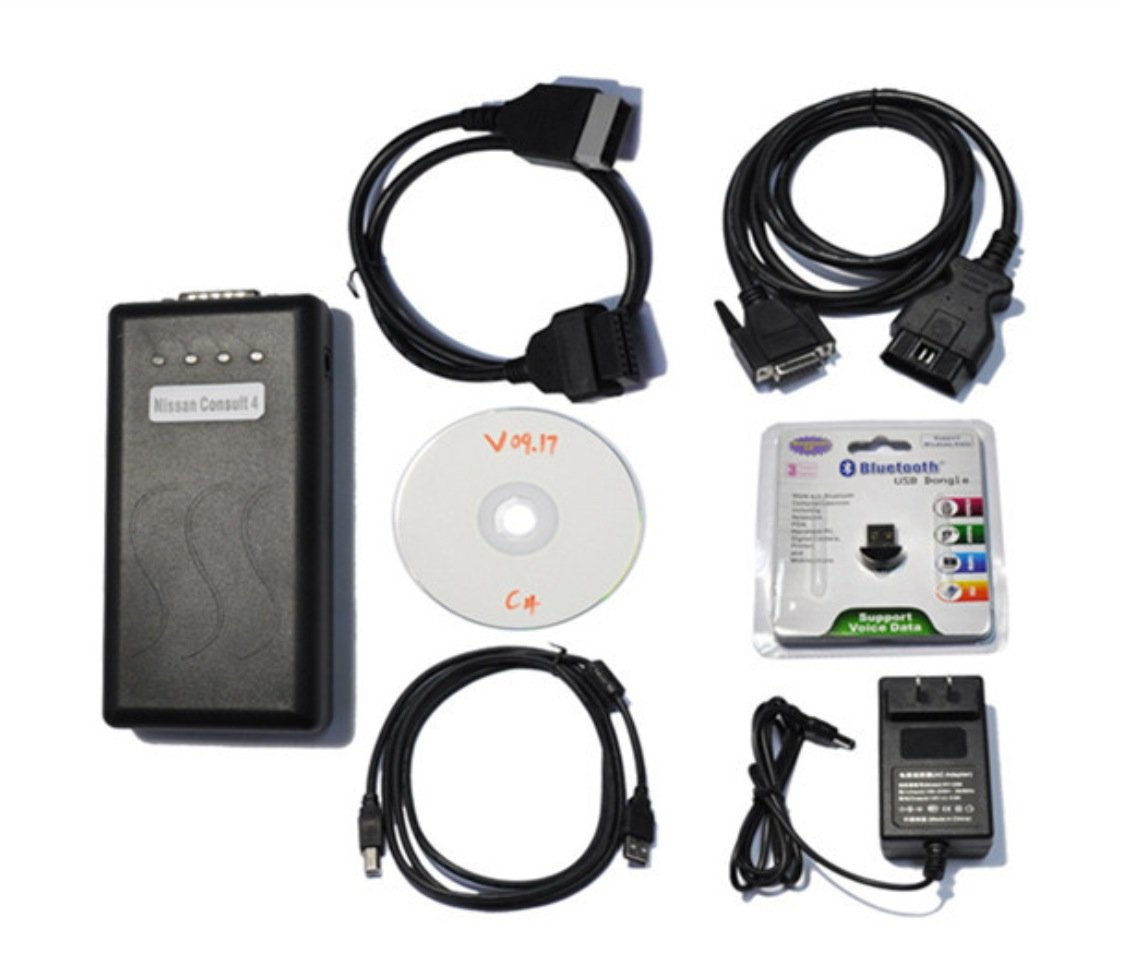 Super Nissan Consult 4/IV With Bluetooth consult 4: Amazon