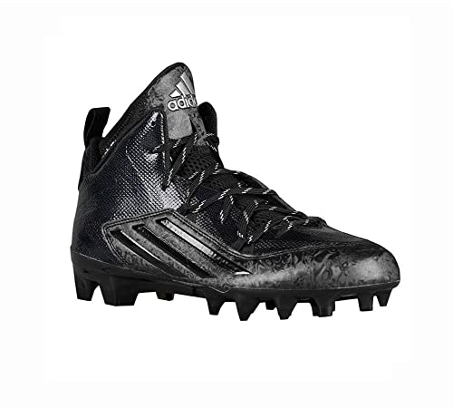 premium selection fab90 a2913 adidas Crazyquick 2.0 Mid Mens Football Cleats 10.5 Black Amazon.co.uk  Shoes  Bags