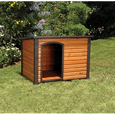 Precision Pet Extreme Outback Log Cabin, M