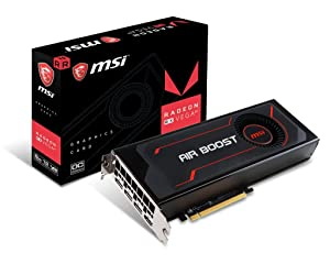 MSI RX Vega 64 AIR Boost 8G OC Computer Graphics Cards
