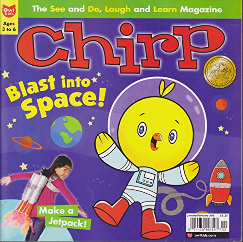 Chirp Magazine January/February 2018