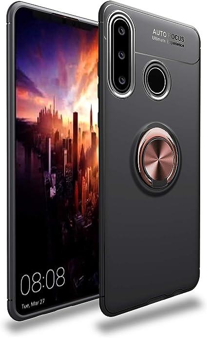 Sigua Funda Compatible para Huawei P30 lite [2 × Protector de ...