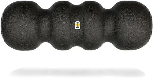 Rollga Foam Roller – Hard PRO Deep Tissue Massage Trigger Point Release Muscle Roller, High Density Foam Version
