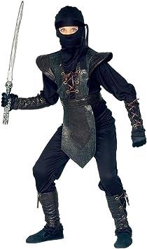 Traje de Ninja para los niños M: Amazon.es: Juguetes y juegos