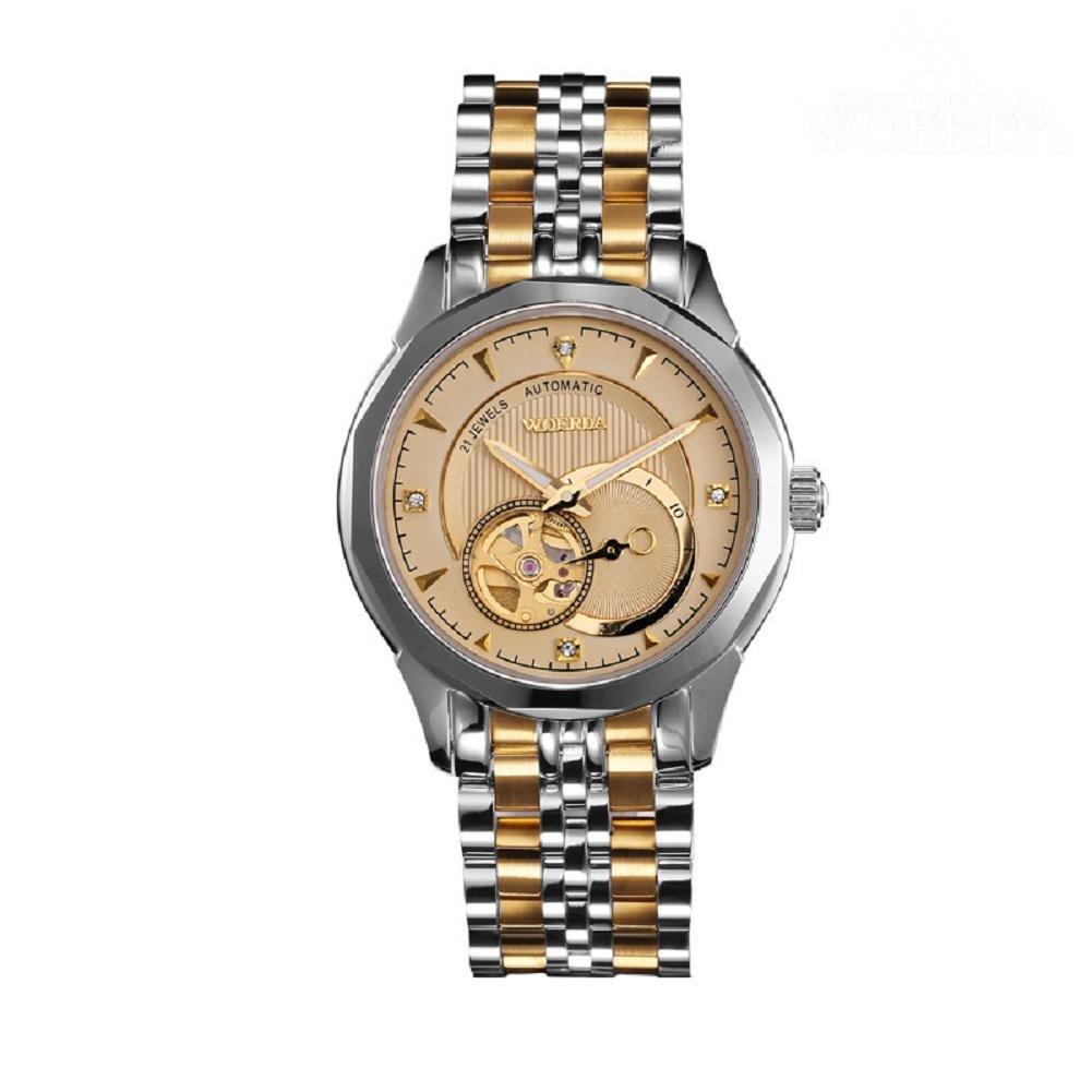 WP- Uhr Armbanduhr Automatische mechanische Uhr Herrenuhr wasserdicht