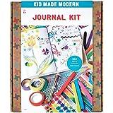 Kid Made Modern Journal Craft Kit - Draw and Write Kid Journal | Creative Art Supplies