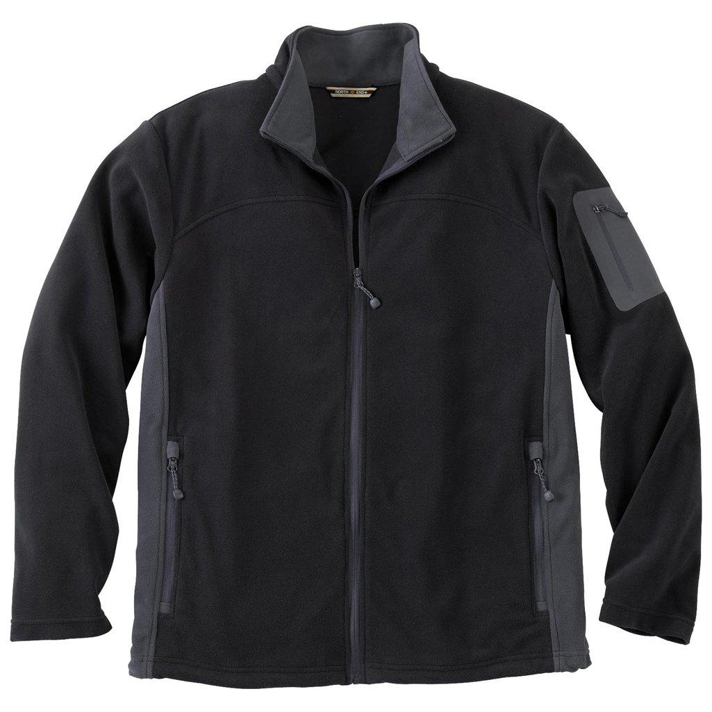Ash City Mens Micro Fleece Jacket
