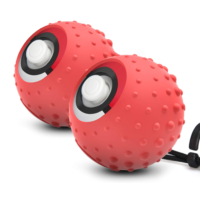 Funda para Poke Ball Plus - NesBull Funda protectora de silicona ...