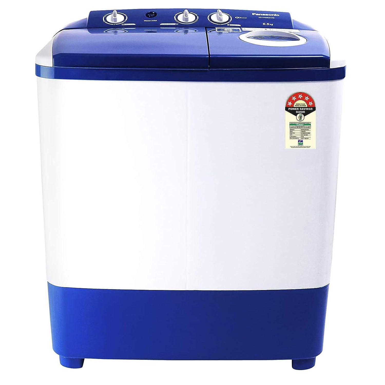 Panasonic 6.5 Kg 5 Star Semi-Automatic Top Loading Washing Machine