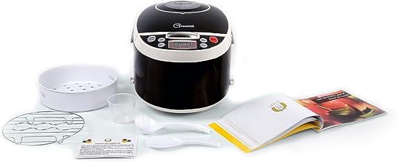 Robot de Cocina Chef Gourmet 5000 con Voz: Amazon.es: Hogar