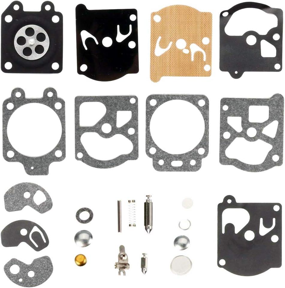 Carburetors Rebuild Carb Repair Kit Fits for WALBRO K10-WAT WA /& WT Series STIHL