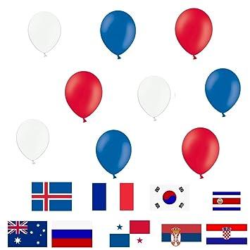 Twist4 50 Premium Luftballons - Ø 28cm Made in Europa - Fußball ...