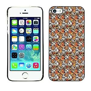 ZECASE Funda Carcasa Tapa Case Cover Para Apple iPhone 5 / 5S No.0002396