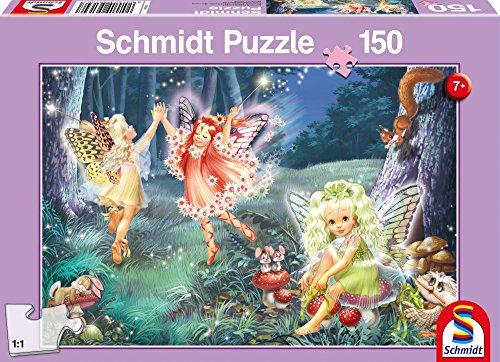 - Schmidt Children's Fairy Dance Puzzle (150-Piece)