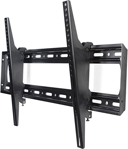VideoSecu Extra Large TV Wall Mount Bracket for Samsung LN-T5265F LCD 52 inch HDTV TV VESA up to 800×400 mm and Capacity up to 220 lbs MP804B W0V
