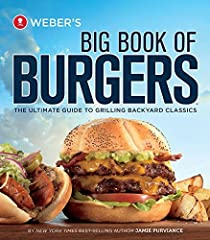 Weber's Big Book of Burgers tips a spatula to the mighty beef patty, celebrating our national dish in all its glory, and goes beyond the bun, reinventing the burger with modern twists and alternative ingredients such as pork, poultry, ...