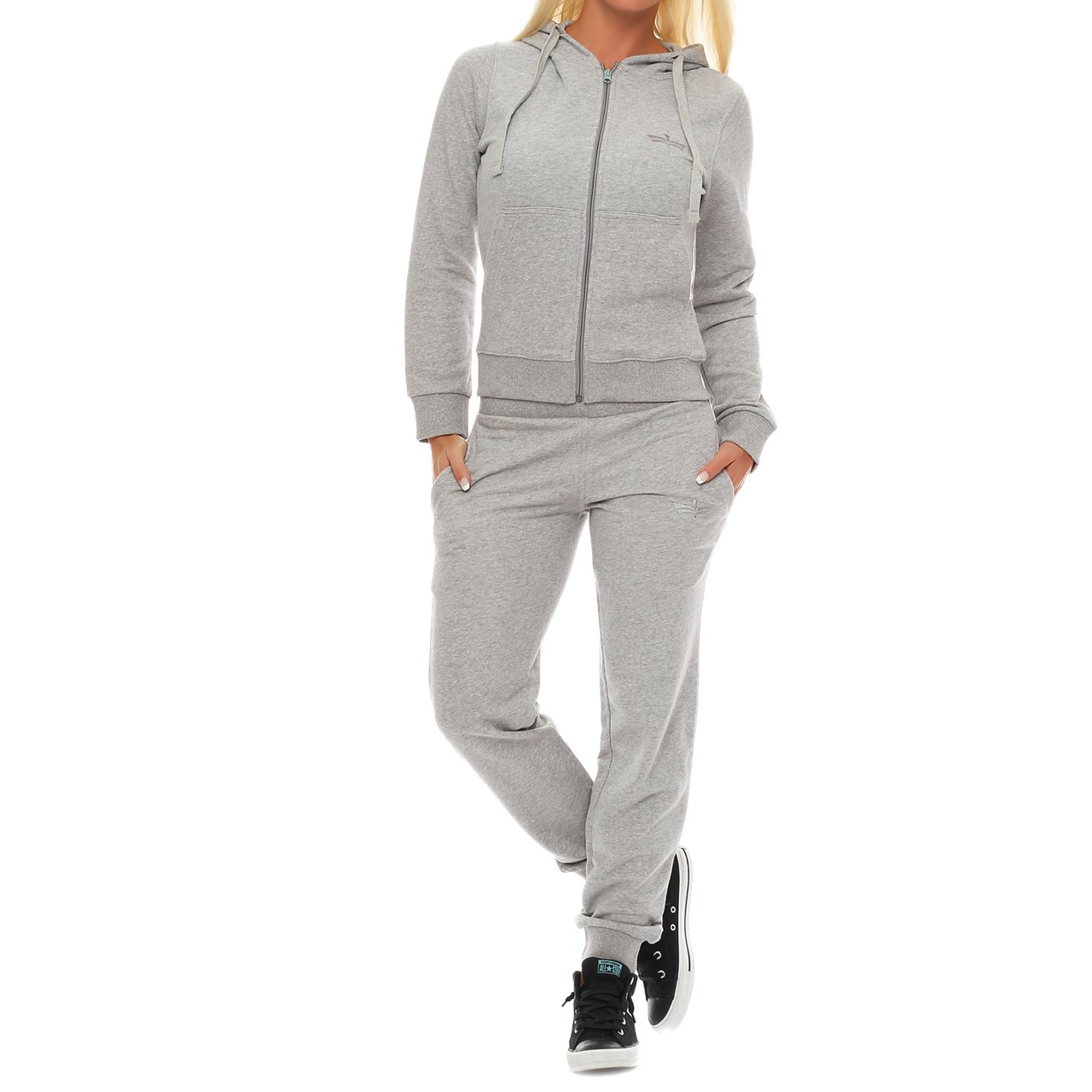 Finch Girl Ladies Sports Suit tuta da jogging da donna tuta Sport Tuta Finchgirl