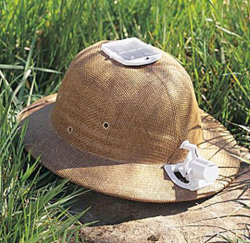 Solar Safari Cool Hat