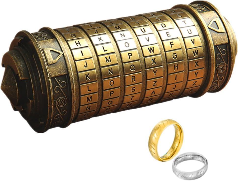 caja código da vinci