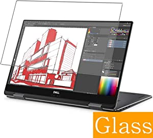 Synvy Tempered Glass Screen Protector Compatible with Dell Precision 15 5000 (5530) 2 in 1 15.6